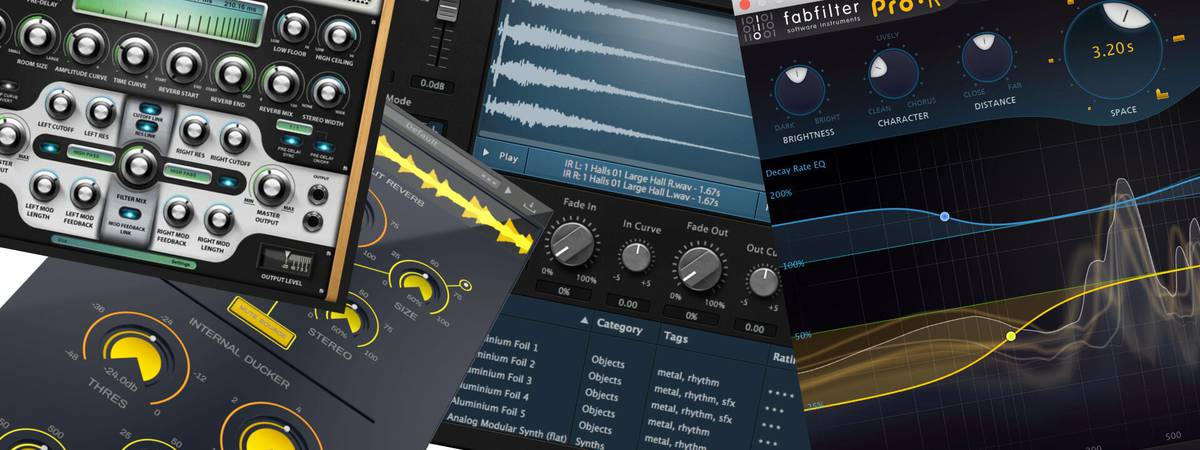 Which reverb plugin do you need? We'll explain!