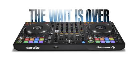 Pioneer launch the DDJ-1000SRT 4-channel DJ controller for Serato