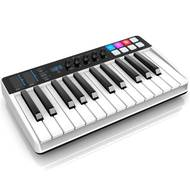 IK Multimedia iRig Keys I/O 25 MIDI-keyboard met audio-interface
