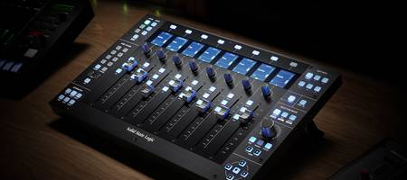 Solid State Logic Introduceer UF8 Advanced Studio DAW Controlle
