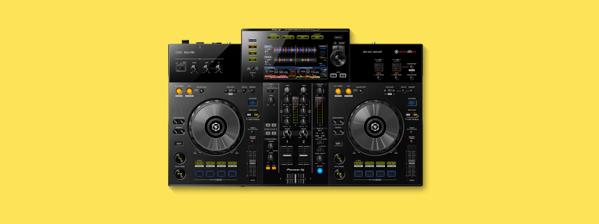 Review: De Pioneer XDJ-RR all-in DJ Controller voor Recordbox