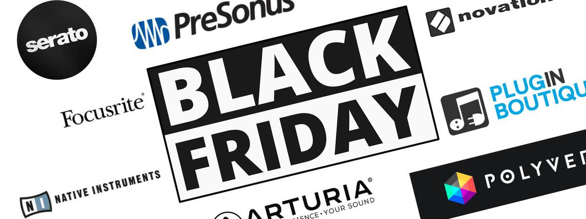 Beste 2019 Black Friday deals voor producers