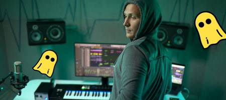 The details behind ghost producing you never knew with Alex Larichev