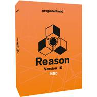 Propellerhead Reason Intro 10 DAW software Engels