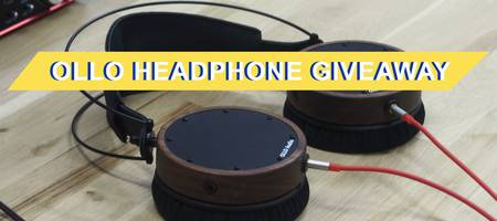 GIVEAWAY: HPS S4R closed back recording headphones - Ollo audio