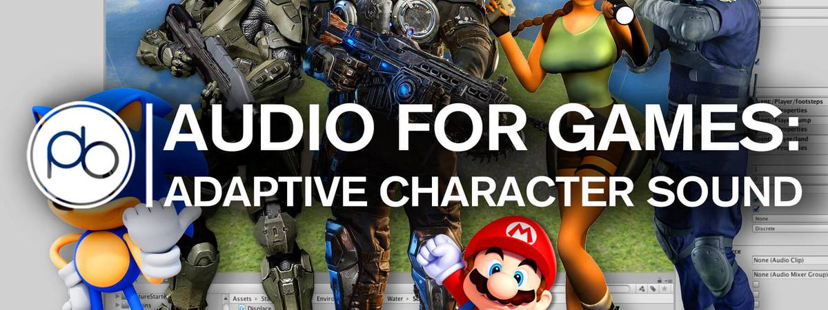 Learn How to Design Audio for Games in FMOD w/ Point Blank: Adaptive Character Sound