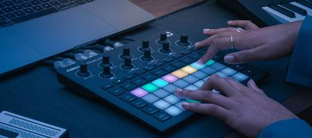 Novation lanceert Circuit Tracks